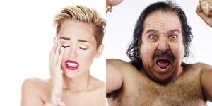 Bintang Porno Ron Jeremy Parodikan Video Miley Cyrus Wrecking Ball