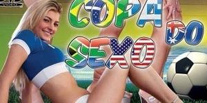 Copa do Sexo, Film Porno Piala Dunia 2014 Brasil