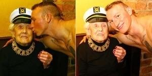 Doris Deahardie, Nenek ini Sewa Penari Telanjang di Ulang Tahunnya ke-100