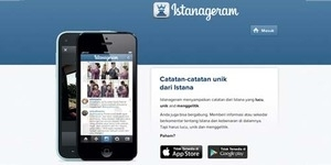 IstanaGeram.com, Sindiran untuk Instagram Ibu Ani Yudhoyono