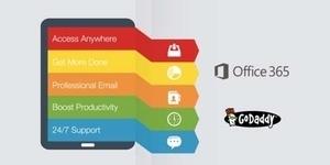 Microsoft dan GoDaddy Luncurkan Office 365 Bagi Bisnis Kecil