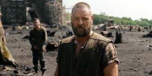 Poster Terbaru Noah Tampilkan Russell Crowe Sebagai Nabi Nuh
