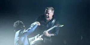Rock vs Klasik! Metallica dan Lang Lang Hentak Panggung Grammy Awards 2014