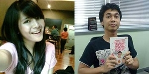 Sonya eks JKT48 Main Film Marmut Merah Jambu
