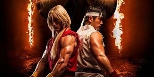 Street Fighter: Assassin's Fist, Pertarungan Ken dan Ryu