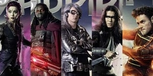 5 Mutan Baru (dan Robot) X-Men: Days of Future Past