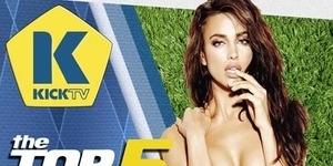 5 WAGs La Liga Terseksi dan Paling Hot!