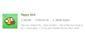 Download Flappy Bird for Android Di Sini!