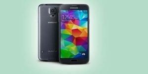Samsung Galaxy S5 - Anti Air, Anti Debu, Pemindai Sidik Jari + Pemantau Denyut Jantung