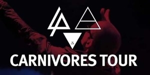 Carnivores Tour, Linkin Park dan 30 Seconds To Mars Konser Bareng