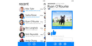 Facebook Messenger Hadir di Windows Phone