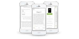 Rooster, Aplikasi untuk Penggemar Novel Seri