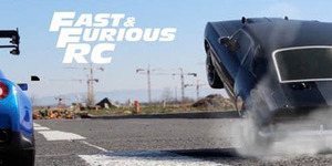 Balapan Fast and Furious ala RC