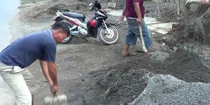 Caleg Batal Sumbang Masjid Karena Gagal Jadi Caleg