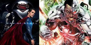 Cyborg Tampil di Batman Vs Superman