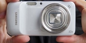 Galaxy K Zoom, Kamera Samsung dengan Spesifikasi Galaxy S5