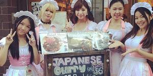 Maid Cafe, Kafe dengan Pelayan Jepang Seksi