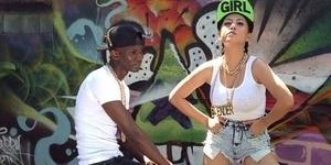 Tiru Agnez Mo, Natha Narita Bergaya Hip Hop di Jangan Kepo