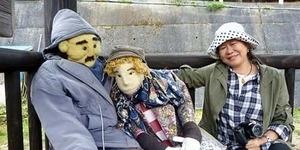 Aneh, Penduduk Desa Nagoro Ternyata Boneka