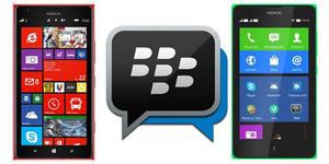 BBM Segera Hadir di Windows Phone