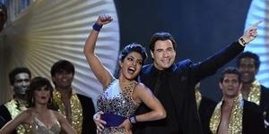 Beradu Akting dengan Hrithik Roshan, John Travolta Main Film Bollywood di Paani