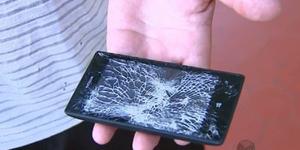 Berkat Nokia Lumia 520, Polisi Ini Selamat Dari Terjangan Peluru