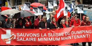 Buruh Swiss Tuntut Upah Minimum Tertinggi di Dunia, Rp 250 Ribu/Jam!