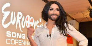 Conchita Wurst, Waria Brewok ini Juara Kontes Nyanyi Bergengsi di Eropa