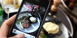 Makan di Restoran ini Cukup Bayar dengan Instagram