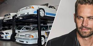 Diam-diam Paul Walker Pernah Sumbang 30 Mobil Mewah