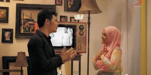 Fatin Shidqia dan Mikha Angelo Mesra di Video Kamulah Kamuku