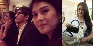 Foto Victoria Beckham Bersama Dian Sastro dan Olla Ramlan