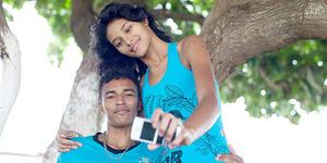 Elisany Silva, Gadis Tertinggi di Brasil Akhirnya Menikah