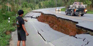 Gempa 6,3 Skala Richter Mengguncang Thailand