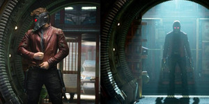 Guardians of The Galaxy Rilis Foto Keren Star Lord