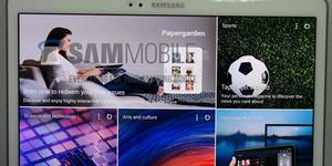 Inilah Bocoran Bentuk Samsung Galaxy Tab S 10.5