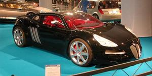 Jaguar Blackjag, Mobil Mewah Seharga Rp 44 Miliar