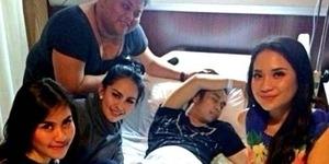 Kabar Olga Syahputra di Singapura Hanya Pengalihan Isu?