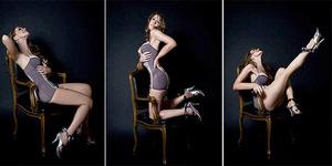 Kenali Kepribadian Wanita dari Cara Duduknya