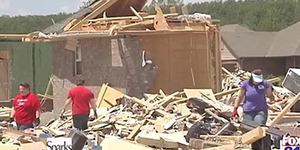 'Goodbye Mama', SMS Terakhir Korban Tornado untuk Ibunya