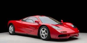 Termahal! McLaren F1 Merah Terjual Rp 115 Miliar