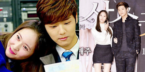 Minhyuk - Krystal, Best Couple di 2013 DramaFever Awards