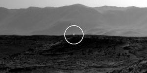 NASA Menangkap Obyek Misterius Di Planet Mars