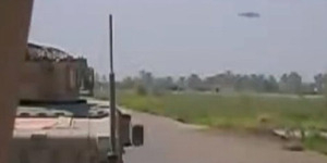 Video UFO Serang Markas Taliban di Afganistan