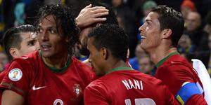 23 Skuad Portugal di Piala Dunia 2014 Brasil