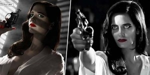 Poster Seksi Eva Green di Sin City: A Dame to Kill For Ditolak