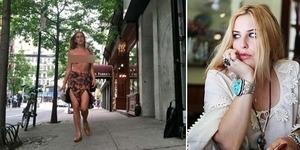 Scout Willis Putri Demi Moore Protes Instagram Dengan Pamer Foto Telanjang