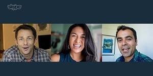 Skype Rancang Fitur Video Call Bersama dan Grup Percakapan