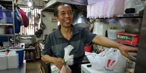Misran Ismail, Kembaran Jokowi dari Singapura