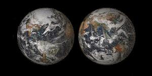 Peringati Hari Bumi, NASA Bikin Foto Selfie Bumi